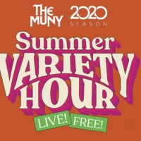 Taylor Louderman, Rob McClure and More Join Second Episode of THE MUNY 2020 SUMMER VARIETY Photo