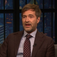 VIDEO: Watch Mark Duplass Interviewed on LATE NIGHT WITH SETH MEYERS
