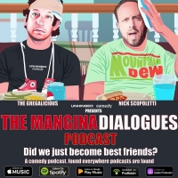 Unhinged Entertainment Presents THE MANGINA DIALOGUES Podcast