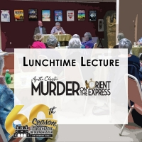 LTM's Lunchtime Lecture Series Will Kick of the 60th Season with MURDER ON THE ORIENT EXPRESS