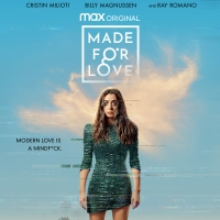MADE FOR LOVE, Starring Cristin Milioti & Billy Magnussen, Debuts April 1 on HBO Max Photo