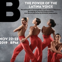 Ballet Hispánico Returns to the Apollo Theater with THE POWER OF THE LATINA VOICE