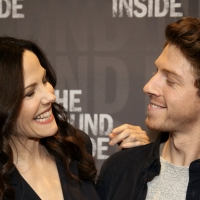 BWW TV: Mary-Louise Parker & Will Hochman Explain What THE SOUND INSIDE is All About! Photo