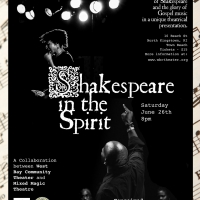 West Bay Community Theater, and Mixed Magic Theatre Present SHAKESPEARE IN THE SPIRIT Photo