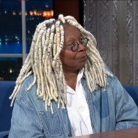VIDEO: Whoopi Goldberg Talks the Current Political Situation on THE LATE SHOW WITH ST Video