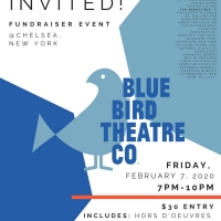 Bluebird Theatre Company Launches Its First Fundraiser