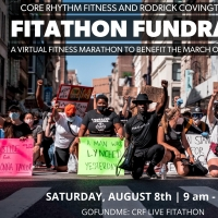 Rodrick Covington's Core Rhythm Fitness is Hosting a Virtual Fundraiser to Benefit th Photo