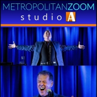 Eric Michael Gillett Returns To The Microphone With JUMP/CUT on Metropolitan Zoom Apr Photo