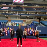 BWW TV: Christopher Jackson Performs 9/11 Tribute Medley at the US Open Photo