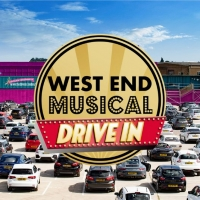 New Dates and Line Up Announced For West End Musical Drive-in Photo
