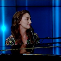 VIDEO: Sara Bareilles Talks About her New Album on LIVE WITH KELLY AND RYAN Photo
