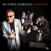 RICK ESTRIN & THE NIGHTCATS Celebrate New Release in New York Photo