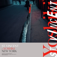 St. Vincent Reimagines 'New York' With Yoshiki Photo