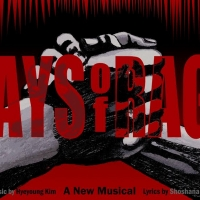 Concert of New Musical DAYS OF RAGE with Female Writing Team Plays Green Room 42
