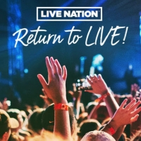 Live Nation Celebrates Return to Live Concerts by Offering Fans $20 All-In Tickets Photo