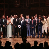 Spotlight on HAMILTON: Flash Back to the Historic Opening Night on Broadway Photo