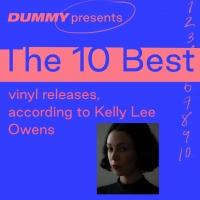 Kelly Lee Owens Talks Through All Things Vinyl in 'The 10 Best' Photo