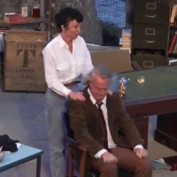 VIDEO: Inside the Opening Performance of EDUCATING RITA at the Minack Theatre Photo