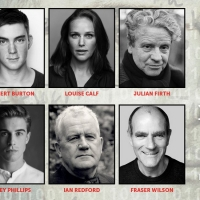 Ed Bennett Leads The Cast For BREAKING THE CODE At Salisbury Playhouse Photo
