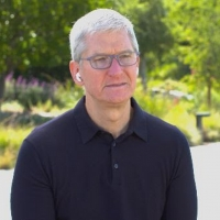 Apple's Tim Cook Is 'Incredibly Grateful' For Supreme Court Making It Illegal To Disc Photo