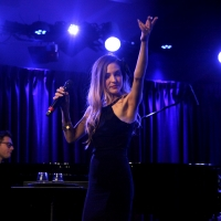 "BWW Review: SAMANTHA SIDLEY Brings ""Something Cool"" With Her Open Queerness And Her Smooth Jazz Stylings To The Stage At The Green Room 42"