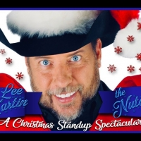 William Lee Martin Comes Out With Christmas Special