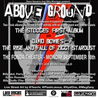 Dave Navarro and Billy Morrison Announce Lineup for ABOVE GROUND