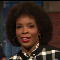 VIDEO: Amber Ruffin Talks About Rappers Supporting Trump on LATE NIGHT WITH SETH MEYERS Photo