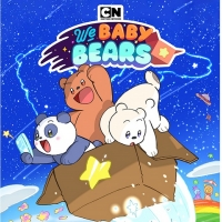 Cartoon Network Greenlights Magical WE BABY BEARS Reimagining Photo