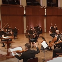 VIDEO: Noseda and the NSO Perform 'String Serenade' Classical Concert Photo
