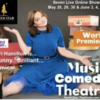 Humour, Song, and Dance in a One-Woman Show. What more could you want? Photo