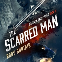 Rory Surtain Releases Novel THE SCARRED MAN Photo