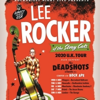Lee Rocker Announces 2020 U.K. Tour Dates