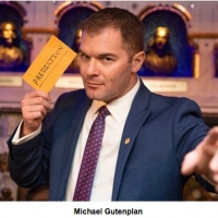 Magician & Psychic Michael Gutenplan to Presents A Virtual Interactive Show Photo