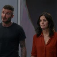 VIDEO: Watch David Beckham & Courtney Cox Guest Star on MODERN FAMILY! Photo