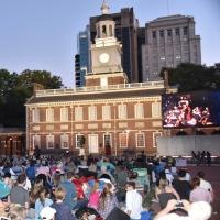 Opera on the Mall Broadcast of Puccini's LA BOHEME Kicks Off Festival O19