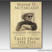 Author Wayne McFarland Releases TALES FROM THE DAY Photo