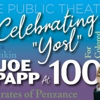 Mandy Patinkin, Oskar Eustis and More Join JOE PAPP AT 100 Event Photo