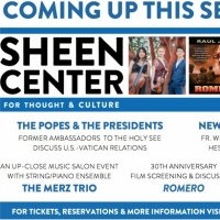 September Events Announced At The Sheen Center Photo