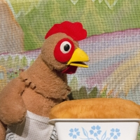THE LITTLE RED HEN to be Presented at The Great Arizona Puppet Theater Photo
