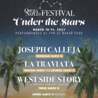 Opera Naples Announces Reimagined Season With Inaugural Festival Under the Stars Photo