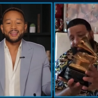 VIDEO: Guest Host John Legend Interviews DJ Khaled on JIMMY KIMMEL LIVE!
