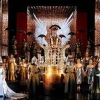 Mobile Rush Tickets Announced For Opera Australia's AIDA Photo