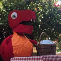 THE DINOSAUR PICNIC Comes to the Great Arizona Puppet Theater Drive-In Photo