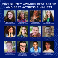 Blumenthal Performing Arts Announces The 2021 Blumey Awards Best Actor And Best Actre Photo