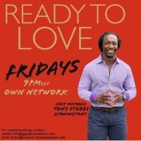 Amahle Bar & LoungeWelcomes READY TO LOVE Cast Member Tony Stubbs on November 13 Photo