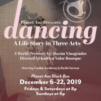 Planet Ant Theatre to Present World Premiere of DANCING