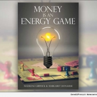 MONEY IS AN ENERGY GAME, Gold Winner Of 2020 COVR Visionary Awards For E-books, Is No Photo