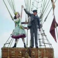VIDEO: Felicity Jones, Eddie Redmayne Star in the Trailer for THE AERONAUTS Photo