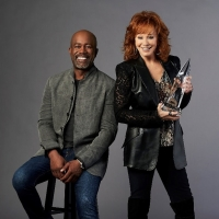 Reba McEntire and Darius Rucker Set to Host THE 45TH ANNUAL CMA AWARDS Photo